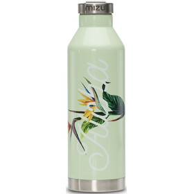 MIZU V8 - Gourde - with Stainless Steel Cap 800ml vert/Multicolore